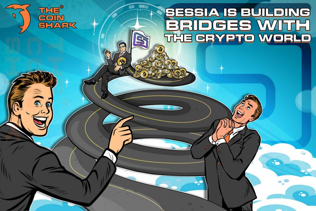 SPIEF-2019: Sessia Is Building Bridges with the Crypto World
